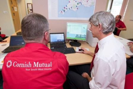 Cornish Mutual staff training