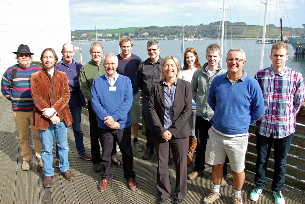Delegates attended a one day seminar at the Maritime Museum in Falmouth as part of the LASCANMAR project