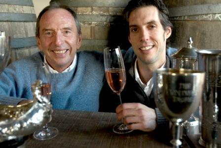 Bob (l) and Sam Lindo