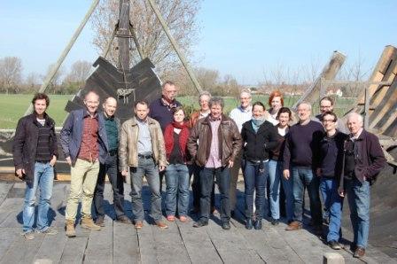 Maritime Heritage Skills Meeting in Gravelines, France