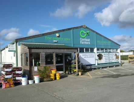 Cornwall Farmers' Helston store pre-refurb