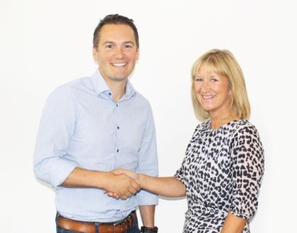 Miles Lovegrove welcomes Lisa Moore to Fluid Branding