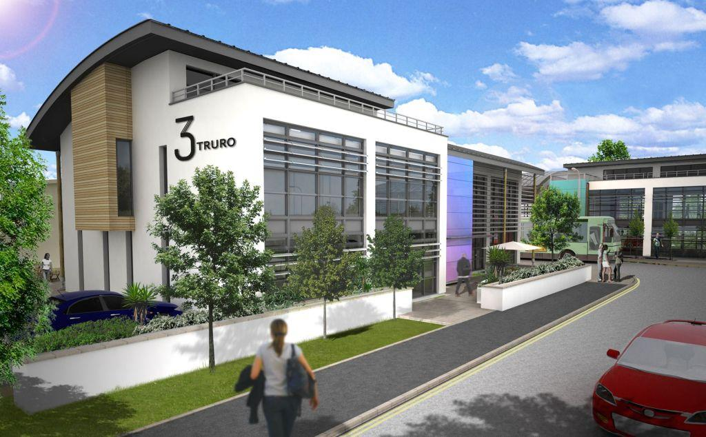 3_truro CGI of building