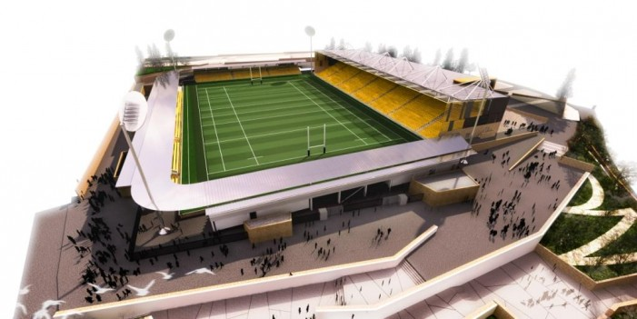 Live: Stadium for Cornwall