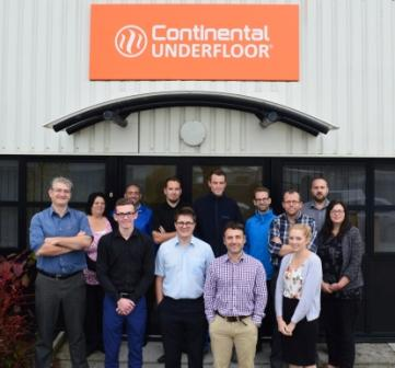Continental_Underfloor_Sales_Team_New_Office