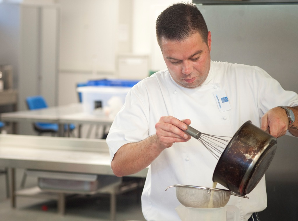 Dale McIntosh 2 CREDIT STEVEN HAYWOOD AND SOUTH WEST CHEF OF THE YEAR