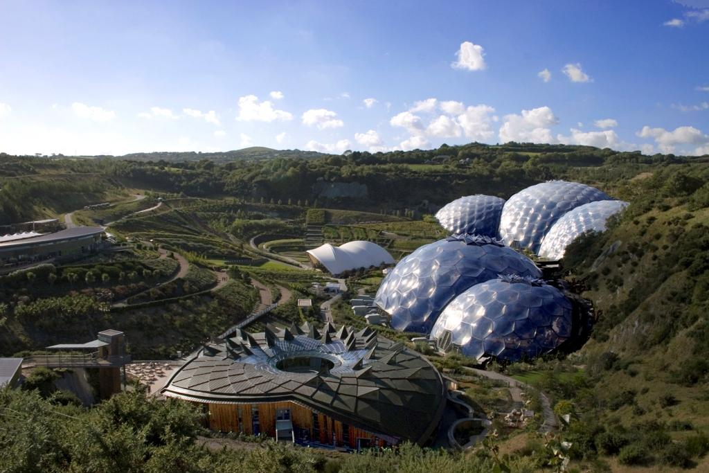 Eden Project Shot