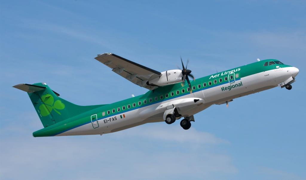 Aer Lingus Regional Plane