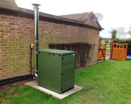 Happy Energy domestic biomass