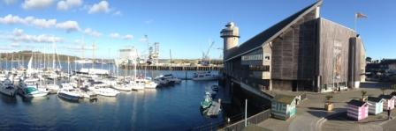 Maritime Museum panorama © Peter Edwards