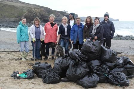 The Classic Cottages 'Green Team' at Church Cove