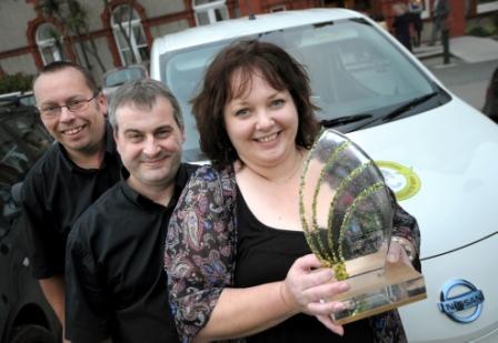 Sustainability Awards Winner of Winners C&C Taxis