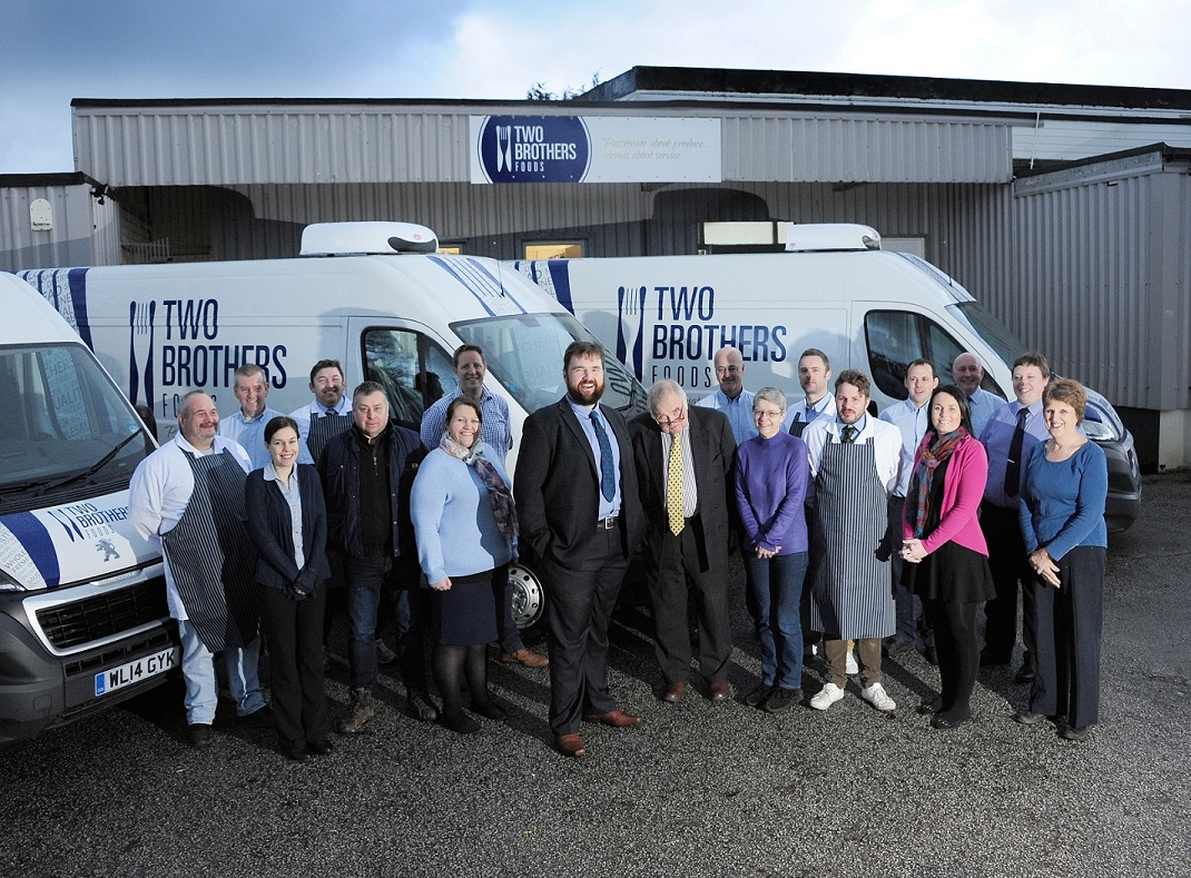 Two Brothers Foods Is Launched Business Cornwall