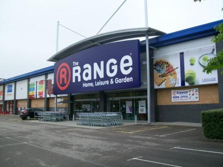 St Austell ready for The Range