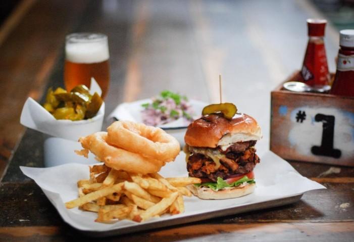 'Best burgers in Britain'
