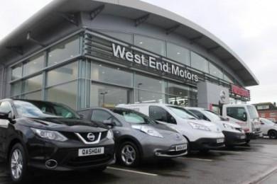 West End Motors means business