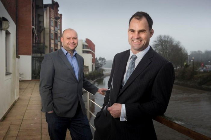 Law firm teams with Crowdfunder