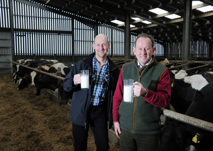 Poll boost for dairy farmers