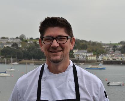 New Greenbank head chef, Nick Hodges