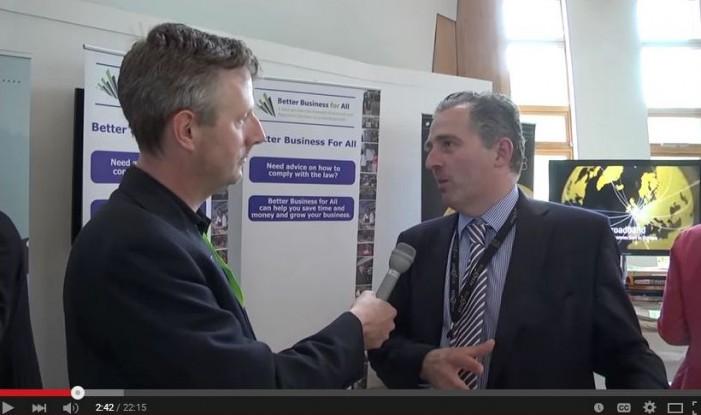 Video: Cornwall Business Fair