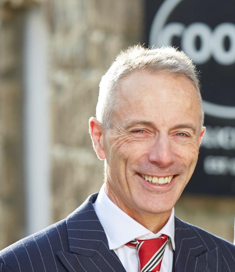Coodes CEO, Gerard Hickie