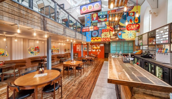 Hubbox up for design award