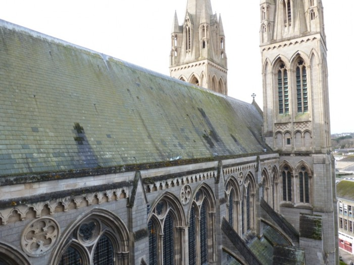 Cathedral launches roof appeal