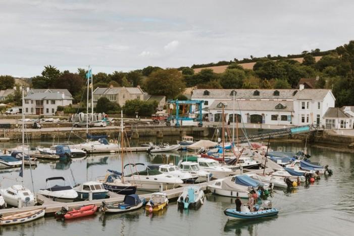 Funding for marine businesses