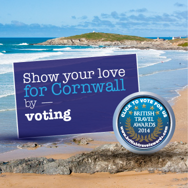 Vote for Cornwall!