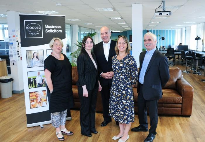 Coodes business services expands