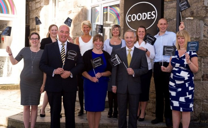 Double award for Coodes