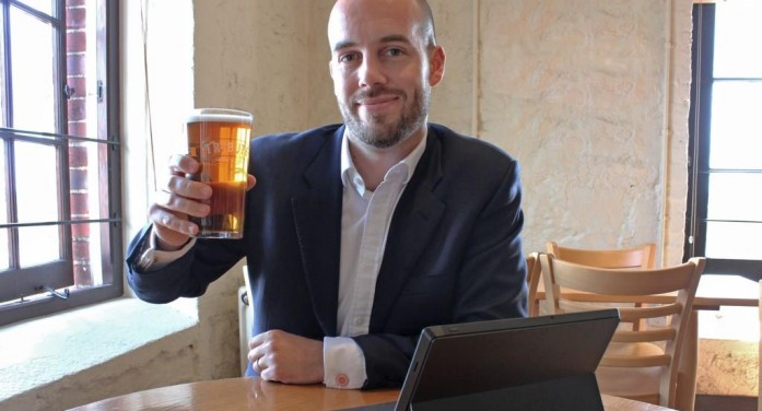 New technology director at brewery