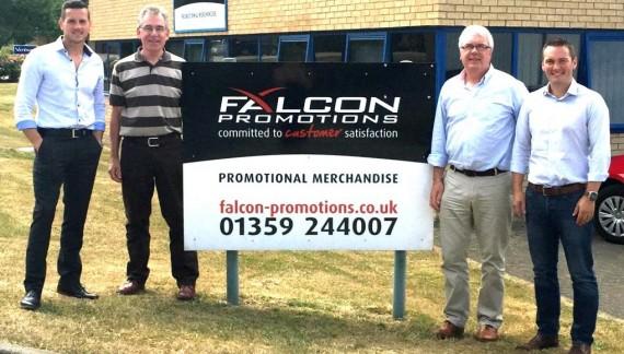 Fluid Branding acquires Falcon