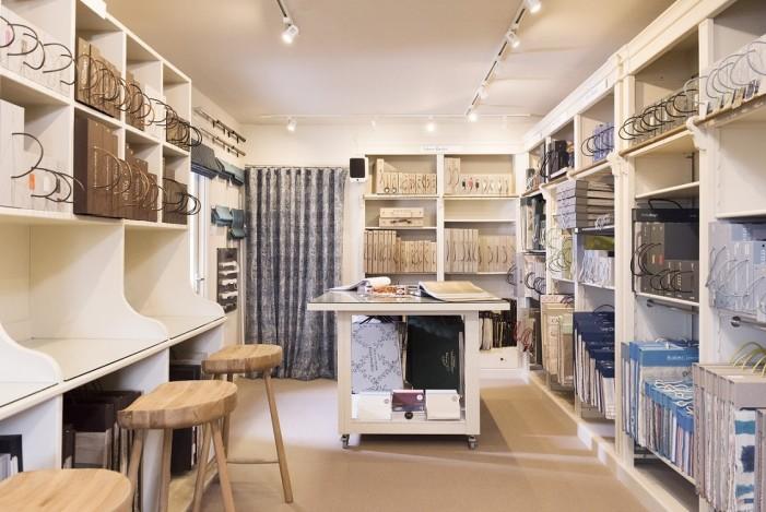 Interior design practice expands