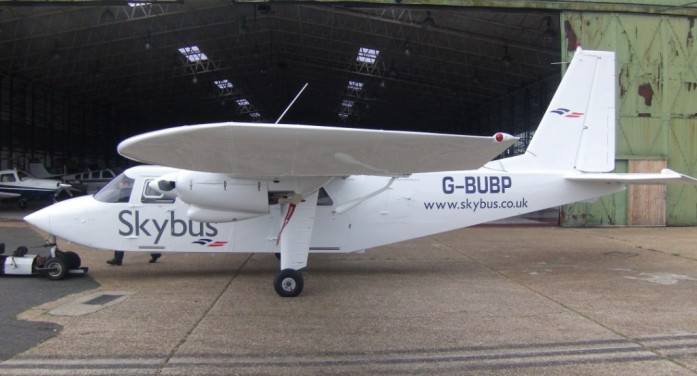 007 aircraft for Steamship Group