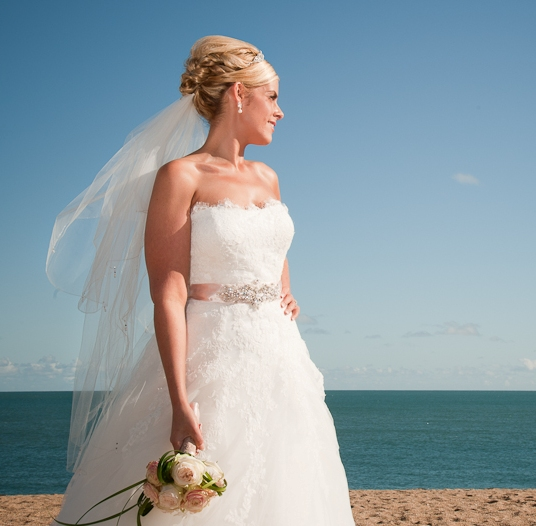 Bridal shop on the move