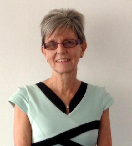 St Austell BID manager, Annette Miller
