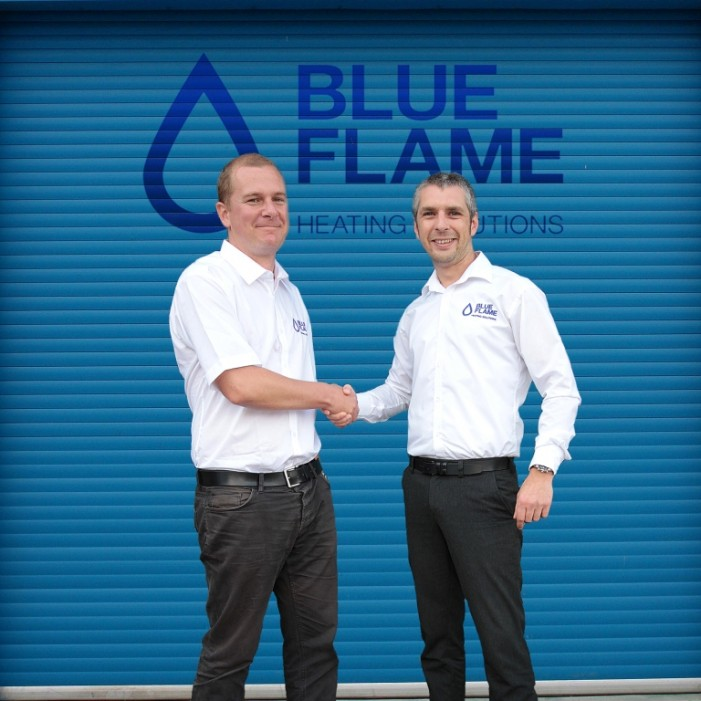 Blue Flame expansion