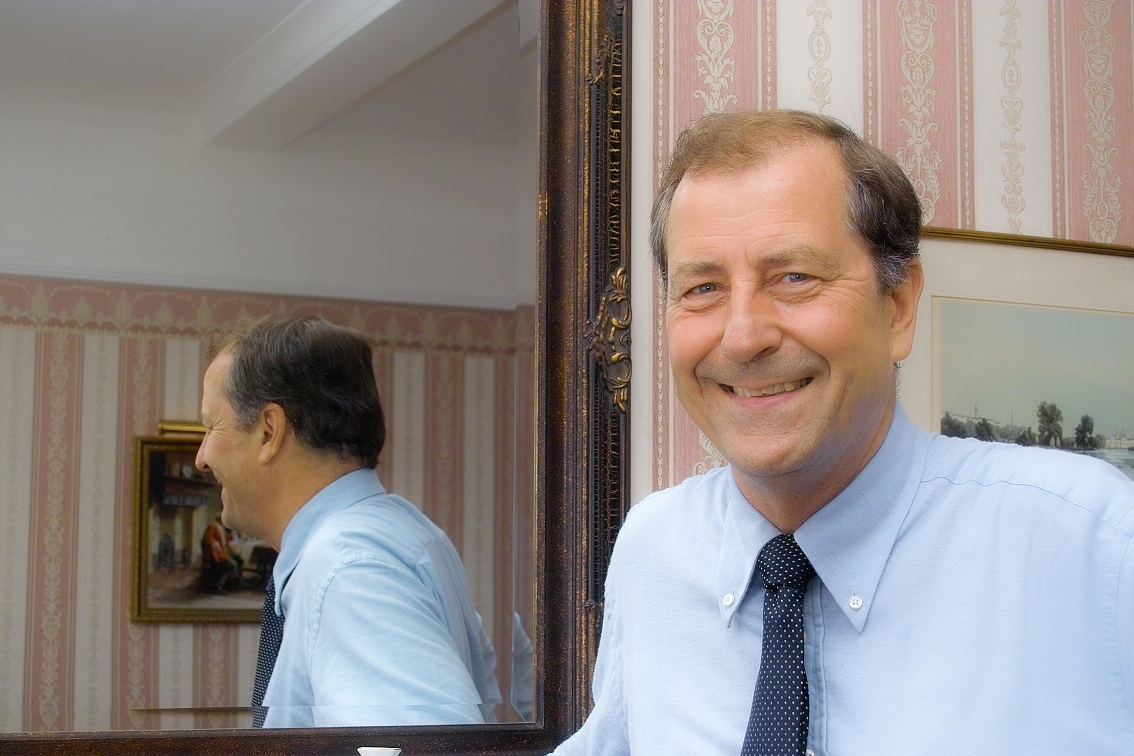 Fieldhead Hotel owner Julian Peck