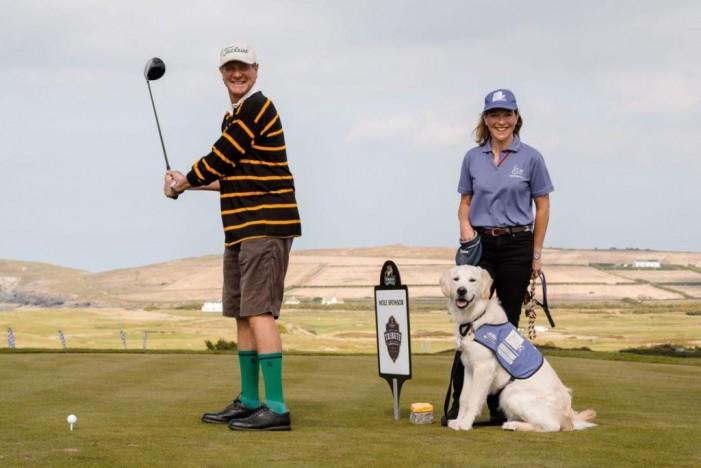Brewery golf day raises £15k