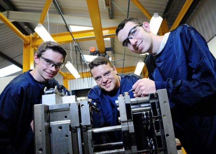 Head start for apprentices