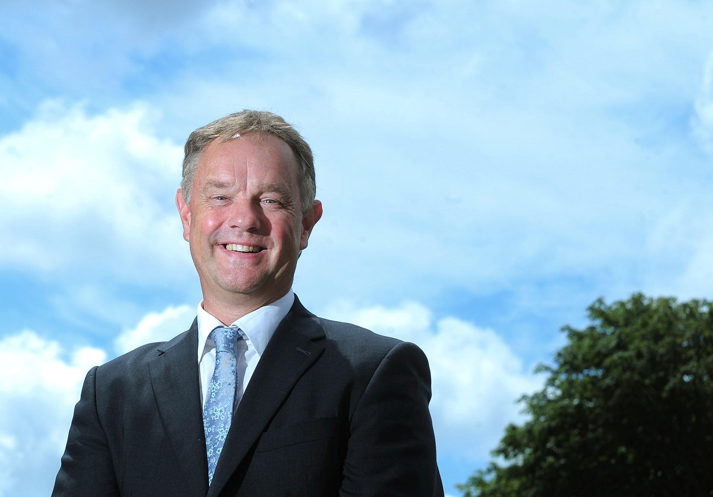 Stephens Scown managing partner, Robert Camp