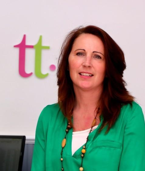 Business woman expands horizons