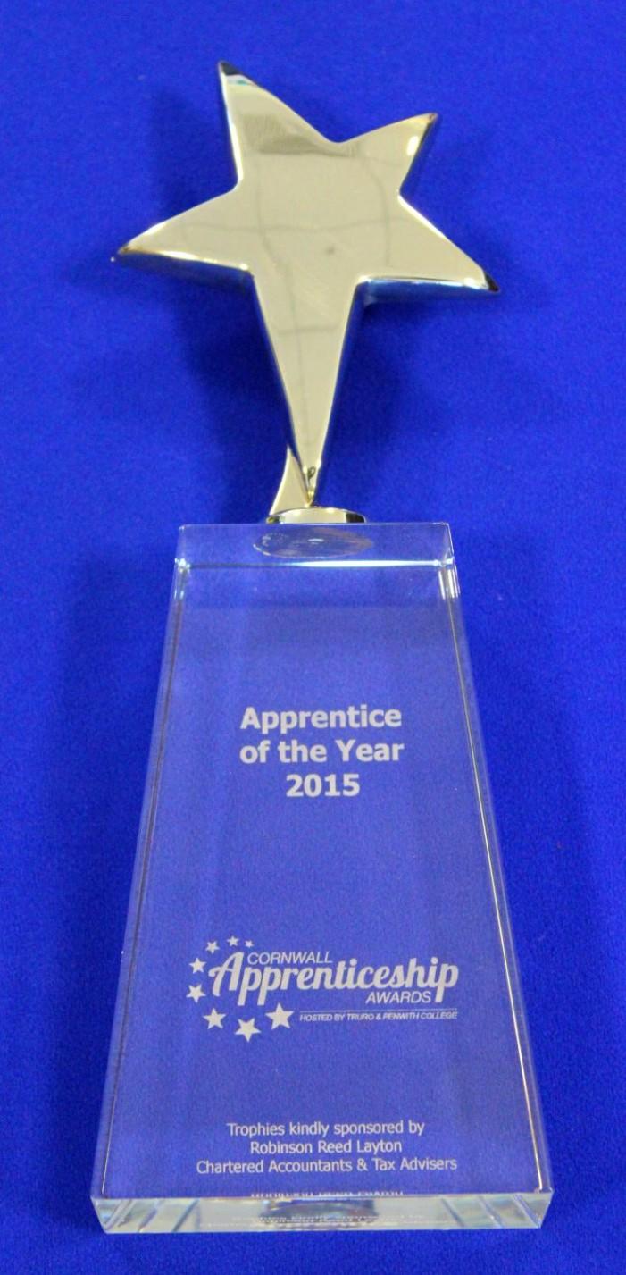 Apprenticeship Awards shortlist