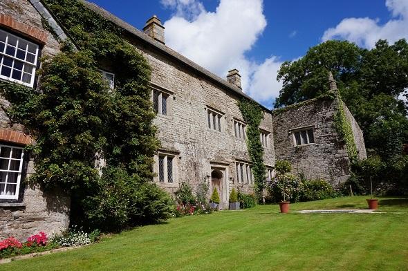 Historic estate diversifies