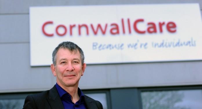 Webb leaving Cornwall Care