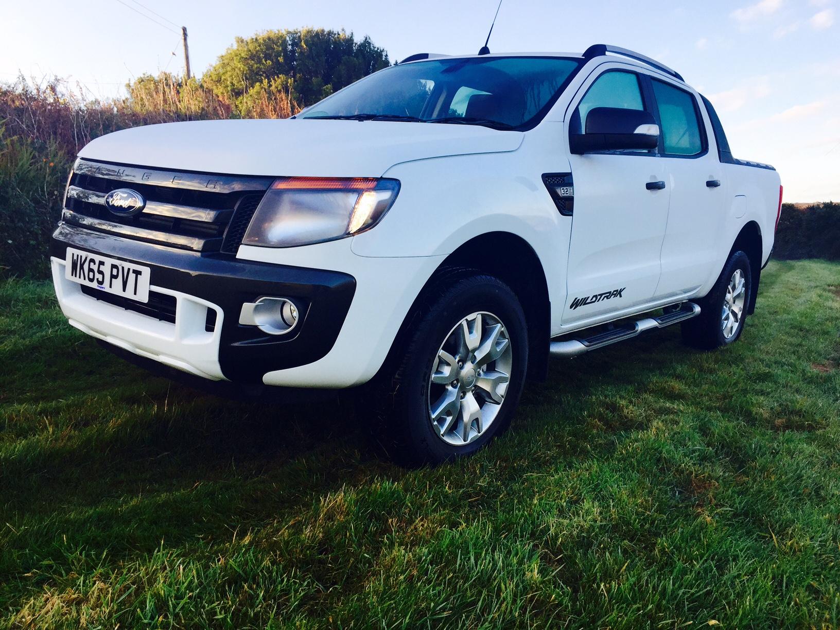 Test Drive Ranger Wildtrak Business Cornwall