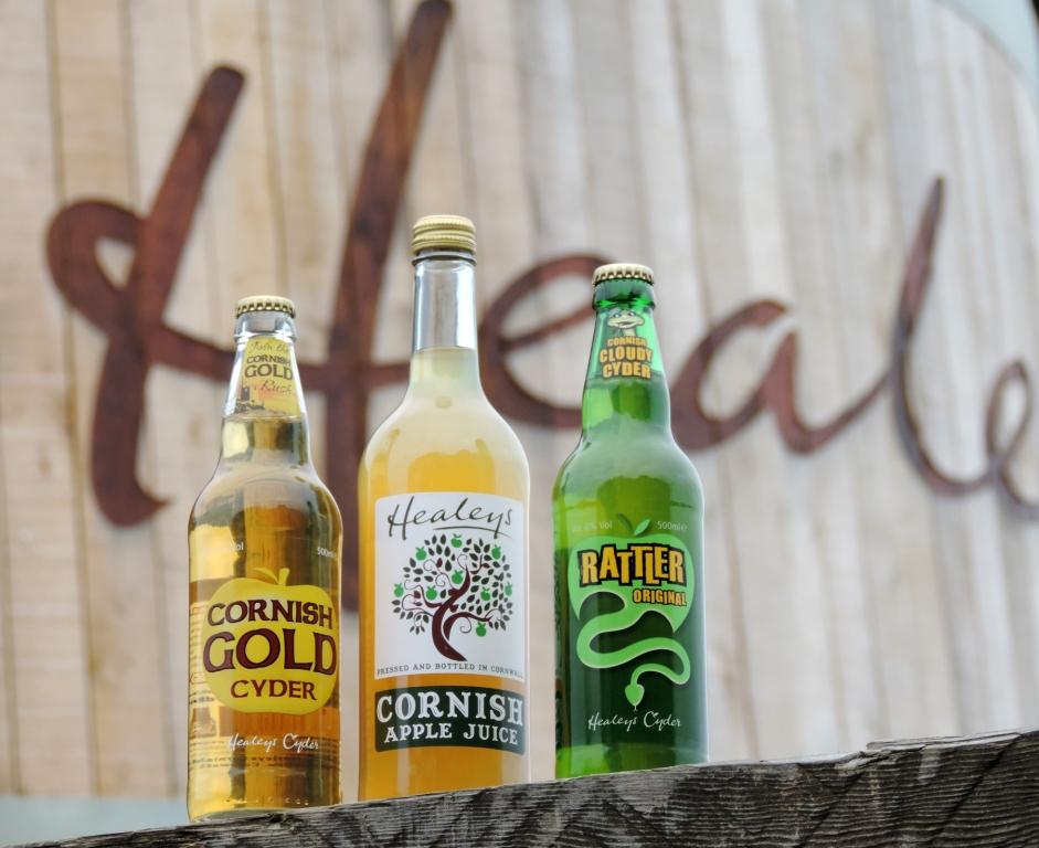 Healeys award winning products