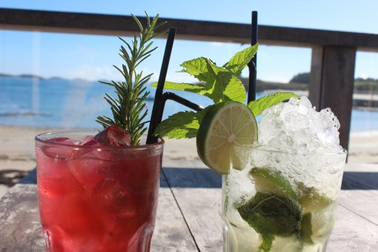 Ruin Beach Cafe