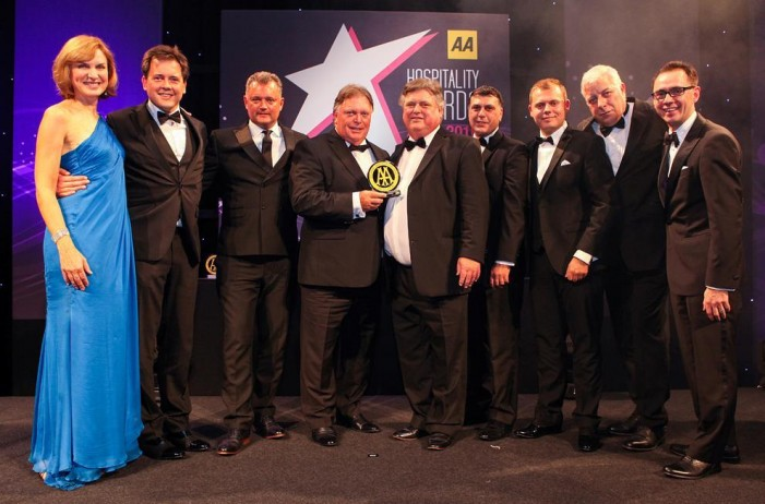 Brend named Hotel Group of Year